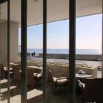 サザンビーチカフェ - テラス席