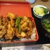 おが和 - 料理写真:やきとり重 肉増しご飯大盛