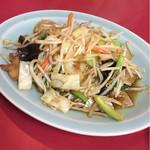 広東 - 野菜炒め