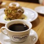 ブラッスリー ロノマトペ - コーヒーも深煎り系で好きでした。