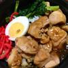 道の駅 せせらぎの里 こうら - 料理写真:鳥のお弁当(税込350円)(2017.01現在)