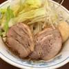らーめん 陸 - 料理写真:らーめん、麺少なめ+味玉 2017.1