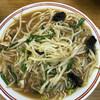 龍鳳飯店 - 料理写真:味噌ラーメン