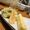 鶏Jun - 料理写真:アボカドとチーズ天ぷら