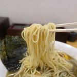 白菜タンメン楽観 - 麺リフト
