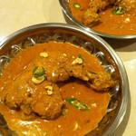 亜州食堂 チョウク - チキンレッグマサラ(インド料理)/DinnerMenu