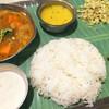 亜州食堂 チョウク - 料理写真:ベジタリアン ミールス(南インド)/LunchTime