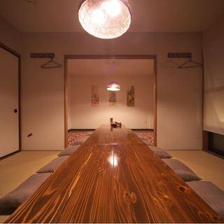 20名様対応ほ2階宴会個室