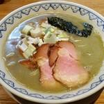 つじ田 奥の院 - 煮干しらーめん 780円