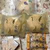 もりもと - 料理写真:雪鶴2種類、もりもとクッキー、ミルフェを購入