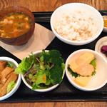 和カフェ yusoshi - デリランチ