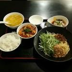 リトル成都 - 【ランチ】リアル担々麺:850円