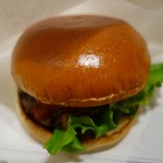 the 3rd Burger - (2016/12月)「アボカドわさびバーガー」