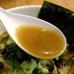 麺や 福一 - 濃厚ながらすっきりとした後味!