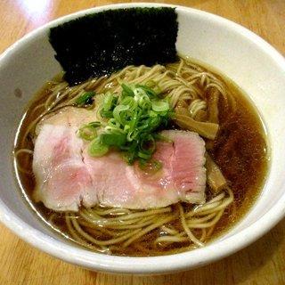 麺や 福一 - 料理写真:中華そば(しょうゆ)!