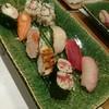 大喜 - 料理写真:握りコース1100円