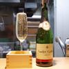 讃岐うどん あ季 - ドリンク写真:スパークリングワイン(380円)
