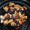 藤ヶ丘食堂 - 料理写真:鳥焼肉屋さんでお昼ごはん(2017.01現在)