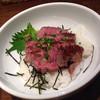ハンバーグコルム - 料理写真:ステーキ丼 ¥980 ご飯少なめ ¥−50