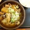 黒丸パーキングエリア(上り線)スナックコーナー - 料理写真:もつ煮