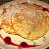 ファウスト - 料理写真:ブルーベリーパンケーキ
