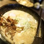 らー麺 とぐち - しょうゆとんこつ + チャー丼
