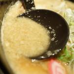 らー麺 とぐち - スープ