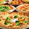 ナポリス ピッツァ&カフェ - 料理写真:各種窯焼きピッツァはテイクアウトも可能です