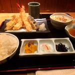 61189510 - 天ぷら定食