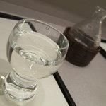 柚多香 - 1.ツルツル♪はいる日本酒。月桂冠だったけ?