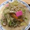 麺や一番 - 料理写真:野菜タップリ☆★★☆ちゃんぽん 気前イイ