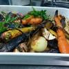 パーネ・エ・トラットリア リピエーニ - 料理写真:根菜類のオーブン焼き自家栽培のハーブの香り