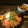 自己流ラーメン綿麺 - 料理写真: