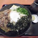 61198493 - 牛肉ぶっかけ(冷) 1,070円