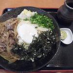 61198506 - 牛肉ぶっかけ(冷) 1,070円