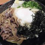 61198525 - 牛肉ぶっかけ(冷) 1,070円