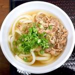 香川製麺所 - 肉うどん