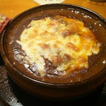 61200856 - 焼きチーズビーフカレー