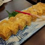旬魚菜 しら川 - 自家製玉子焼き 懐かしいおばあちゃんの味