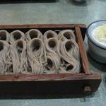 越後十日町 小嶋屋 - 料理写真:へぎそば一人前