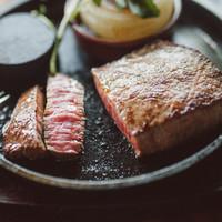 黒毛和牛ステーキ赤身200g