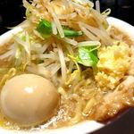 麺家 德 -