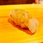 61219629 - ○鯛の昆布〆様:軽めの昆布〆で米の具合が最高!