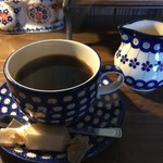 すいらて - 自家焙煎のブレンドコーヒー、ハイレベルの元町界隈でもトップクラスだと思います(2017.1.14)
