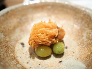 虎白 - 揚物 甘鯛 銀杏