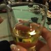 松雲閣 - ドリンク写真:夜の宴…グラスワインで乾杯です♪