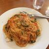オリーヴ - 料理写真:ツナチーズトマトのパスタです。