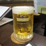 ナンタラ - 生ビール