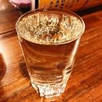 酒蔵大沼 - 杜ノ菊川(純米350円)