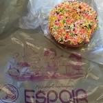 エスポアール ミスズ - ホワイトチョコドーナツ